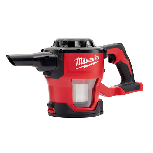 Milwaukee 0882-20 M18 18V Cordless Lithium-Ion Compact Vacuum (Tool Only) image number 1