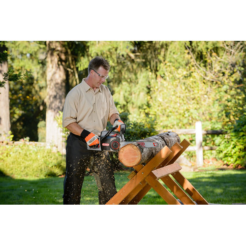 Oregon 572627 40V MAX Lithium-Ion 16 in. Chainsaw (Tool Only) image number 2