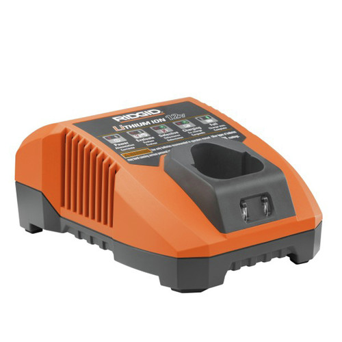 Ridgid 140446051 12V Lithium-Ion Charger image number 0