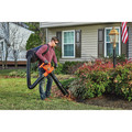 Black & Decker BEBL7000 3-in-1 VACPACK 12 Amp Leaf Blower, Vacuum and Mulcher image number 9