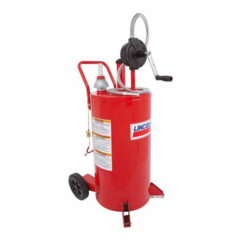 Lincoln Industrial 3675 25-Gallon Fuel Caddy