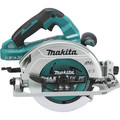 Makita XSH08Z 18V X2 LXT Lithium-Ion (36V) Brushless Cordless 7-1/4 in. Circular Saw with Guide Rail Compatible Base (Tool Only) image number 1