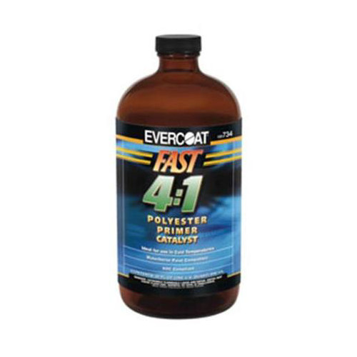 Evercoat 734 Fast 4-1 Polyester Primer Catalyst Qt.