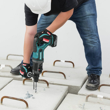 Makita XRH04T 18V LXT Cordless Lithium-Ion SDS-Plus 7/18 in. Rotary Hammer Kit image number 11