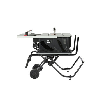 SawStop JSS-120A60 15 Amp 60Hz Jobsite Saw PRO with Mobile Cart Assembly image number 3