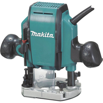 Makita RP0900K 1-1/4 HP Plunge Router image number 0