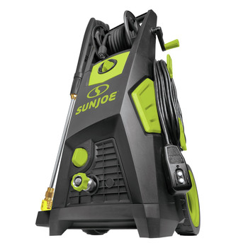 Sun Joe SPX3501 2300 PSI Brushless Induction Electric Pressure Washer w/Hose Reel
