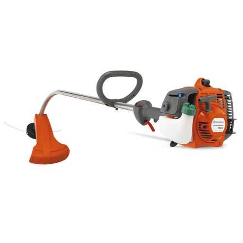 Factory Reconditioned Husqvarna 128CD 28cc Gas 17 in. Curved Shaft String Trimmer