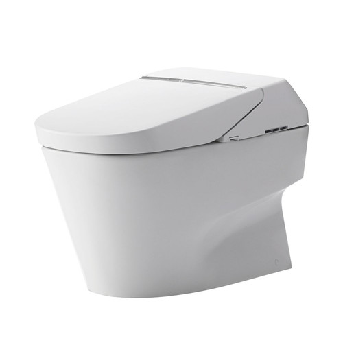TOTO 700H Neorest Elongated One Piece Toilet (Cotton White)