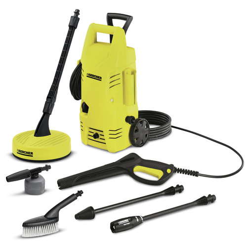 Karcher K 2.26 T50 1,600 PSI 1.3 GPM Anniversary Edition Electric Pressure Washer