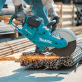 Makita XEC01Z 18V X2 (36V) LXT Brushless Lithium-Ion 9 in. Cordless Power Cutter with AFT Electric Brake (Tool Only) image number 14