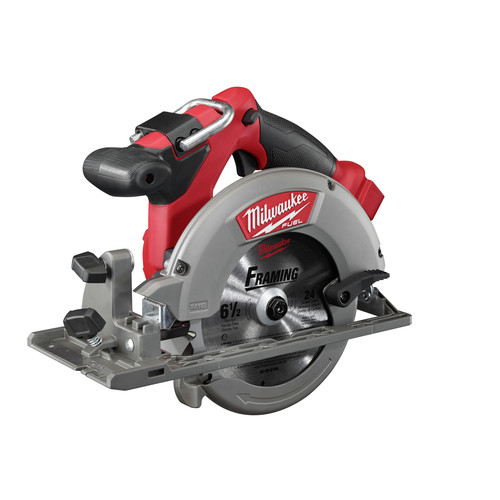 Factory Reconditioned Milwaukee 2730-80 M18 FUEL Lithium-Ion 6-1/2 in. Circular Saw (Bare Tool)