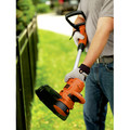 Black & Decker GH900 6.5 Amp 14 in. Straight Shaft String Trimmer image number 6