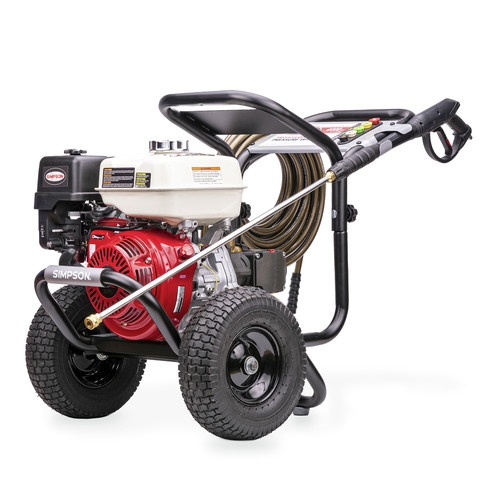 Simpson 60869 PowerShot 4000 PSI 3.5 GPM Professional Gas Pressure Washer with AAA Triplex Pump (CARB) image number 0