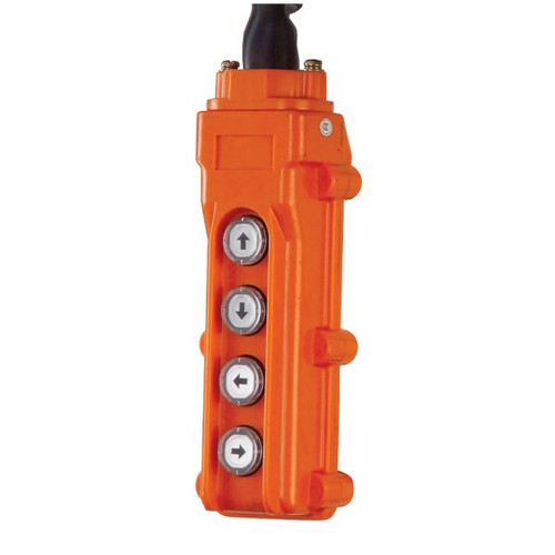 JET DSPBC-410C DS 4-Button Control Pendant For 10 ft. Lift Hoist & Trolley