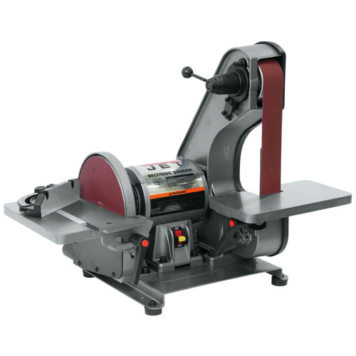 Jet 577004 2 In X 42 In Bench Belt And 8 In Disc Sander