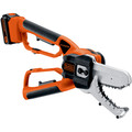 Black & Decker LLP120 20V MAX Cordless Lithium-Ion Alligator Lopper Kit image number 1