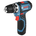 Bosch GSR12V-140FCB22 12V Max Lithium-Ion FlexiClick 5-in-1 1/4 in. Cordless Drill Driver System Kit (2 Ah) image number 12