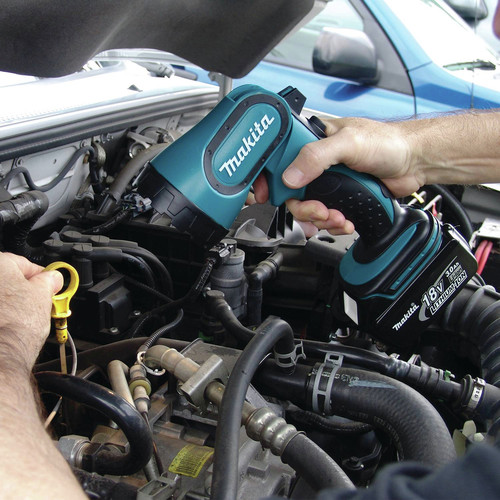 Makita XT335S 18V LXT 3.0 Ah Lithium-Ion Brushless 3-Piece Combo Kit image number 16
