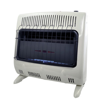 Mr. Heater F299731 30000 BTU Vent Free Blue Flame Natural Gas Heater image number 3