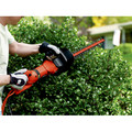 Black & Decker HH2455 24 in. Hedge Trimmer with Rotating Handle image number 11