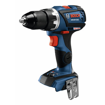 Bosch GSR18V-535CN 18V Lithium-Ion Brushless Connected-Ready Compact Tough 1/2 in. Cordless Drill Driver (Tool Only)