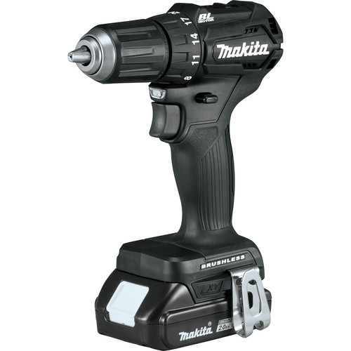 Factory Reconditioned Makita CX300RB-R 18V LXT Lithium-Ion Sub-Compact Brushless Cordless 3-Pc. Combo Kit image number 1