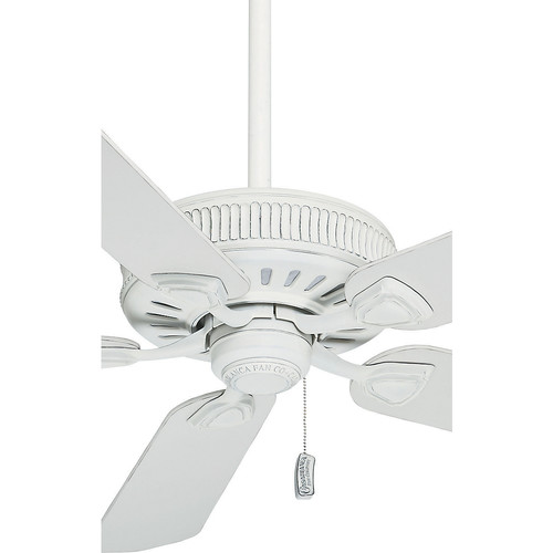 Casablanca 54000 54 in. Ainsworth Cottage White Ceiling Fan image number 0