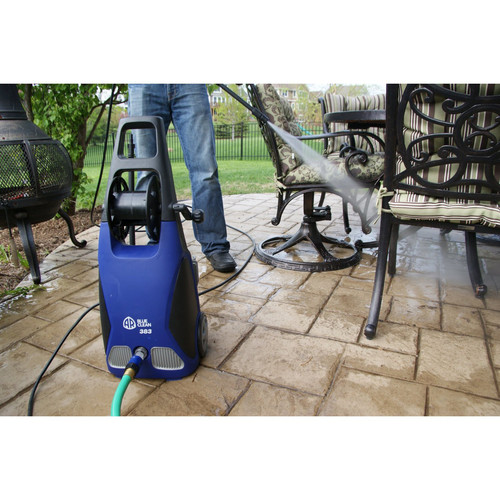 AR Blue Clean AR383 1,900 PSI 1.51 GPM Electric Pressure Washer image number 4