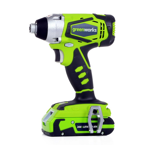 Greenworks 37032C 24V Cordless Lithium-Ion Impact Driver