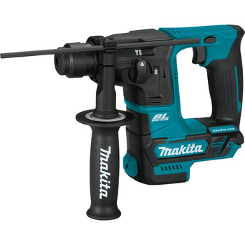 Makita RH01Z 12V MAX CXT Lithium-Ion Brushless Cordless 5/8 in. Rotary Hammer, accepts SDS-PLUS bits, (Tool Only) image number 0