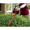 Black & Decker HH2455 24 in. Hedge Trimmer with Rotating Handle image number 10