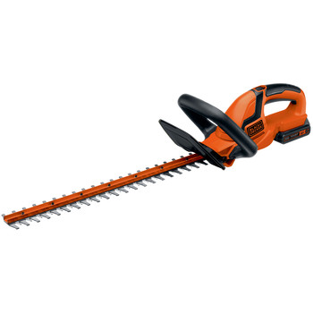 Factory Reconditioned Black & Decker LHT2220R 20V MAX Cordless Lithium-Ion 22 in. Dual Action Electric Hedge Trimmer image number 0