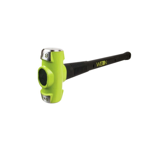 Wilton 20824 8 lbs. BASH Sledge Hammer with 24 in. Unbreakable Handle