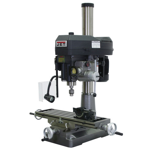 JET JMD-18PFN Milling/Drilling Machine with Built in. Power Downfeed