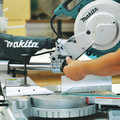 Makita LS1018 13 Amp 10 in. Dual Slide Compound Miter Saw image number 5