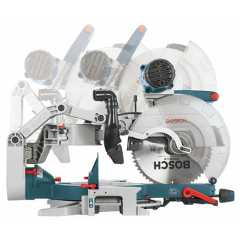 Bosch GCM12SD 12 in. Dual-Bevel Glide Miter Saw image number 5