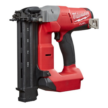 Factory Reconditioned Milwaukee 2740-80 M18 FUEL Cordless Lithium-Ion 18-Gauge Brushless Brad Nailer (Tool Only) image number 1