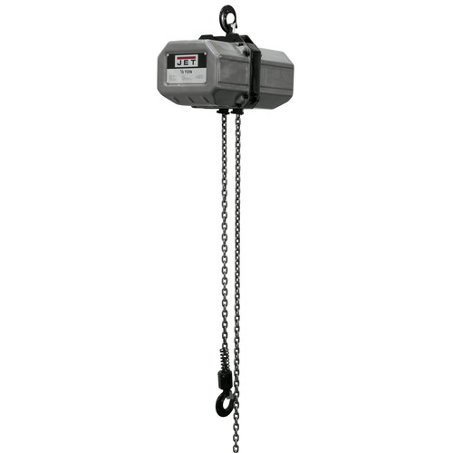 JET 1/2SS-1C-10 1/2 Ton Capacity 10 ft. 1-Phase Electric Chain Hoist