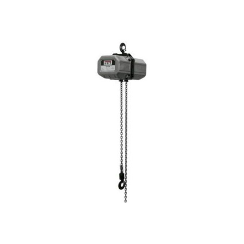 JET 1/2SS-3C-10 1/2 Ton Capacity 10 ft. 3-Phase Electric Chain Hoist