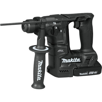 Makita XRH06RB 18V LXT 2.0 Ah Cordless Lithium-Ion Brushless Sub-Compact 11/16 in. Rotary Hammer Kit image number 1