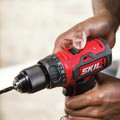 Skil DL529303 PWRCore 20 20V Brushless Lithium-Ion 1/2 in. Cordless Drill Driver Kit (2 Ah) image number 8