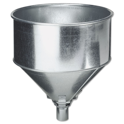 Plews 570-75-008 Heavy Galvanized-Steel Funnel