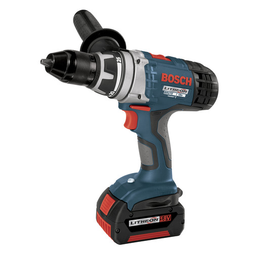 Factory Reconditioned Bosch 37618-01-RT 18V Cordless Lithium-Ion Brute Tough Drill Driver