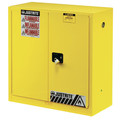 Justrite 893000 Sure-Grip EX Flammable Safety Cabinet (30 Gallons)