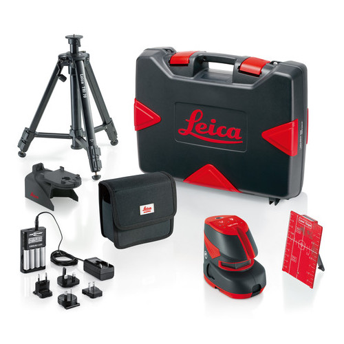 Leica Lino L2P5 Point and Cross Line Laser Kit