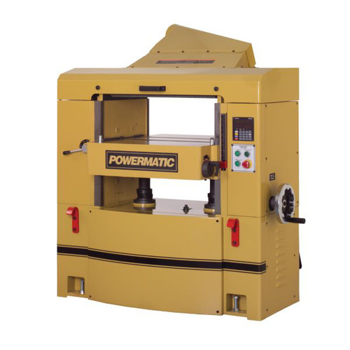Powermatic WP2510 25 in. 3-Phase 15-Horsepower 230/460V Planer image number 0