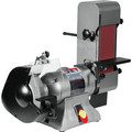 JET 578436 IBGB-436 8 in. Industrial Grinder and 4 x 36 in. Belt Sander image number 1