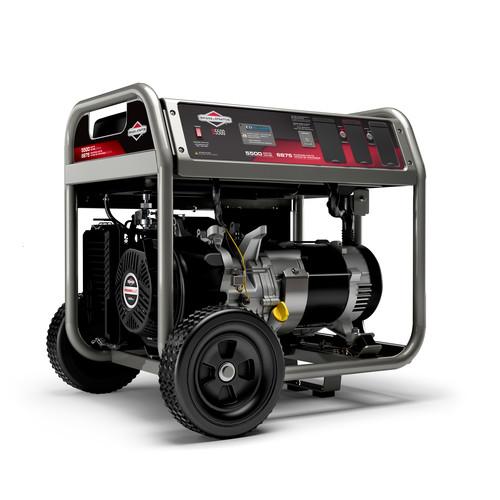 Briggs Stratton 30744 5500 Watt Portable Generator Carb Compliant Cpo Outlets