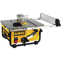 Dewalt DWE7480 10 in. 15 Amp Site-Pro Compact Jobsite Table Saw image number 3